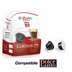Pop  Caffè E- Gusto Cortado 16 capsule
