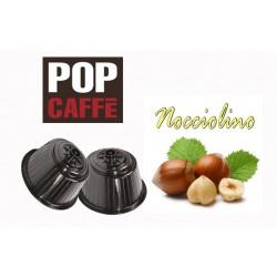 Pop  Caffè E- Gusto Nocciolino 16 capsule
