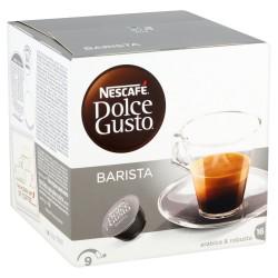 16 capsule nescafè dolce gusto espresso barista