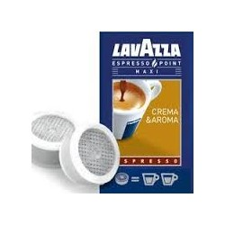 100 capsule Lavazza Compatibili Espresso Point Miscela Crema&Aroma
